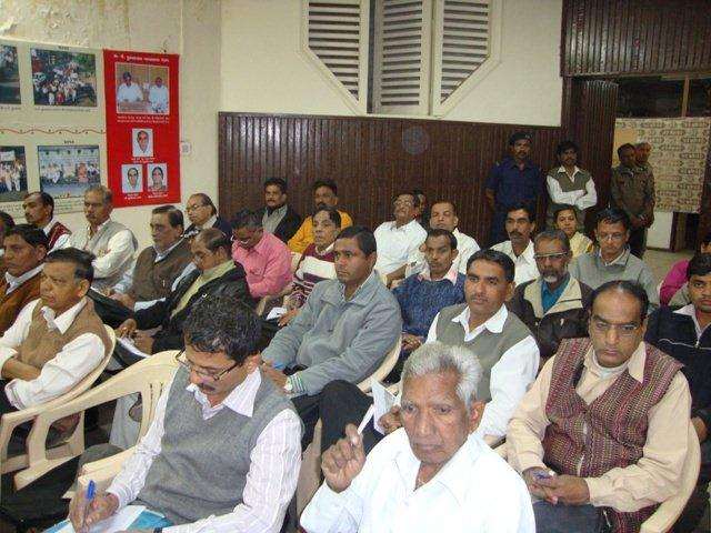 159 Audience at Seminar on Networking Public Libraries in Gujarat.