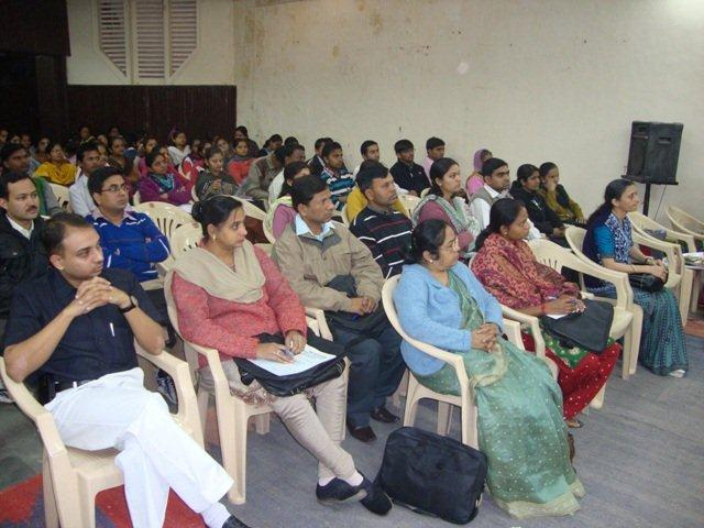 161 Audience at Seminar on Networking Public Libraries in Gujarat.