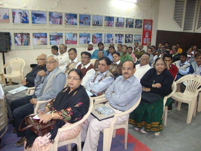 162 Audience at Seminar on Networking Public Libraries in Gujarat