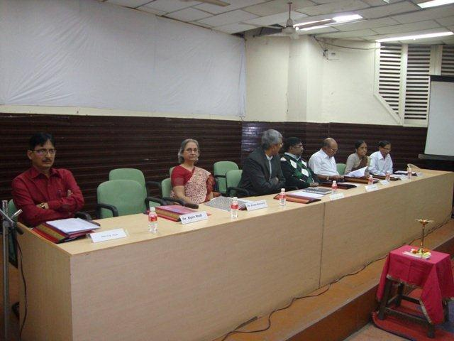 165 Dias Dignitaries at Seminar on Networking Public Libraries in Gujarat.