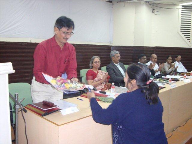 168 Shri D. K. Shah, Assistant Director of Libraries, Gandhinagar.