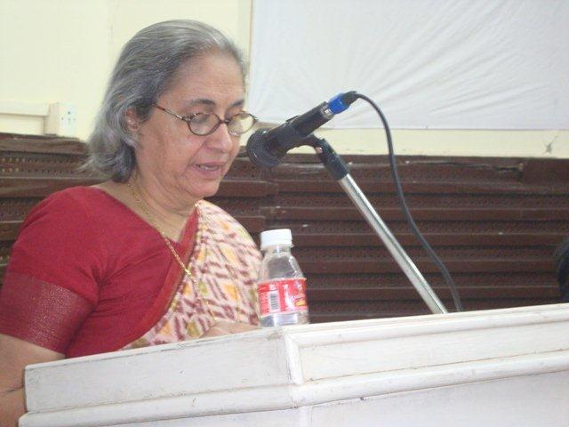 171 Talks on Seminar by Smt. Rhoda Bharucha, Hon. Director, ADINET