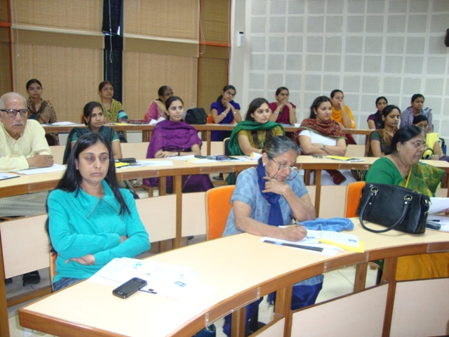 3783 Audience at MICA