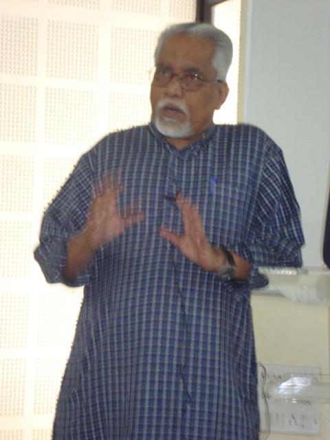 3788 Presentation by Prof. Subhash Tendle, Head - Crafting Creative Communication, MICA