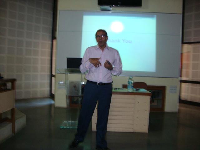 3794 Presentation by Dr. Shailesh Yagnik, Librarian, MICA
