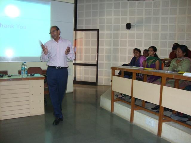 3795 Presentation by Dr. Shailesh Yagnik, Librarian, MICA