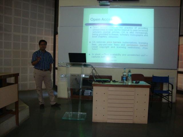3801 Presentation by Mr. Mukesh Mishra, SAC, ISRO