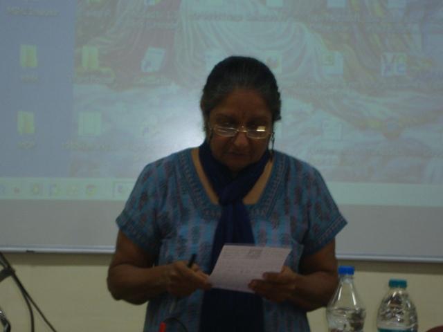 3803  Prayer Recited by Ms. Swadha Majmudar