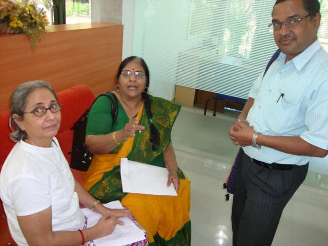 3808 Smt. Rhoda Bharucha & Smt. Pragna Pathak